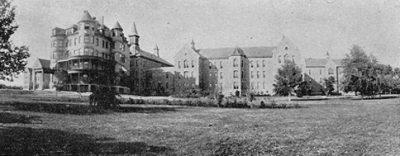 Topeka State Hospital, Kansas