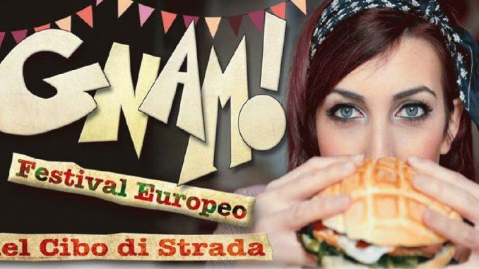 Gnam!, festival europeo del cibo di strada.