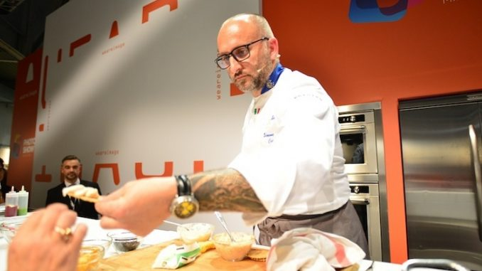 Chi è Simone Ciccotti concorrente Top Chef 2016