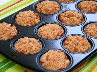 Benvenuto autunno! Ecco i muffin alla zucca