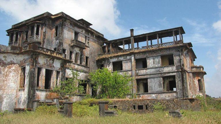 Stazione climatica di Bokor.