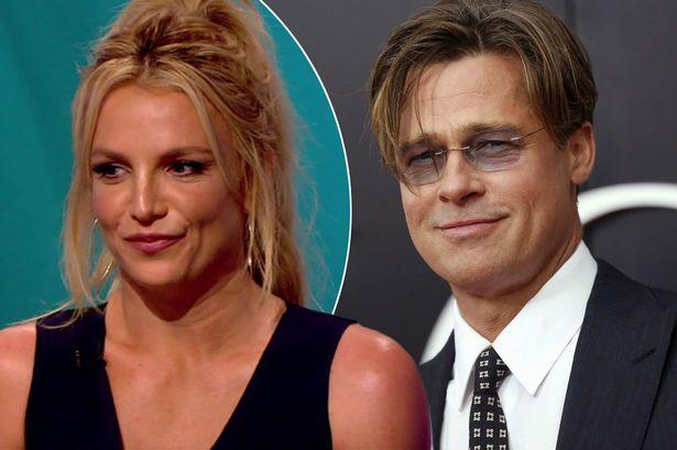 af82a6687 Brad Pitt  Semplicemente la prima cotta di una giovanissima Britney Spears.  La sua più piccante fantasia erotica  Ecco le dichiarazioni della Popstar.