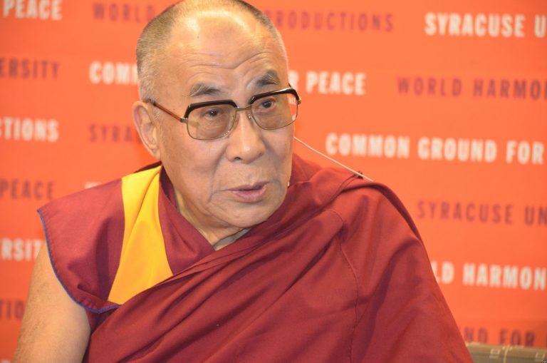 Dalai Lama 768x509