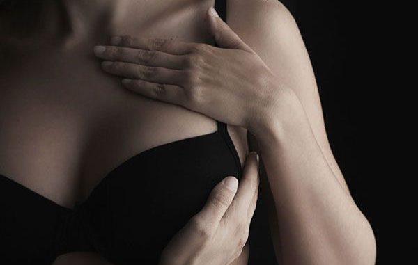 dolore al seno sinistro