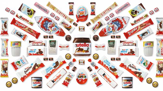Ferrero assume: si ricercano giovani talenti per la sede di Alba