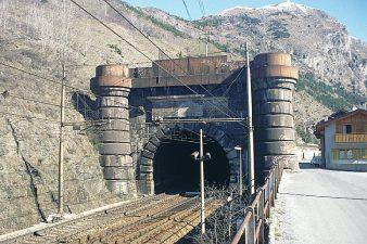 Il traforo ferroviario del Frejus
