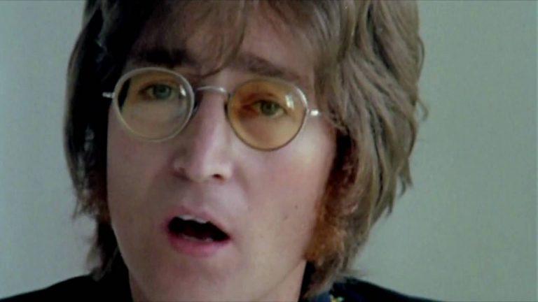 Immagine di Lennon: compie 45 anni