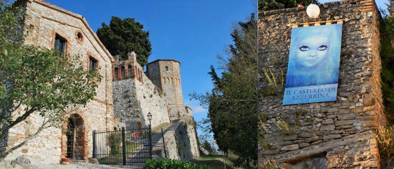Il Castello di Montebello (Rimini)