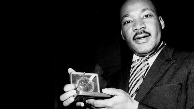 Martin Luther King: Nobel per la Pace il 14 ottobre 1964