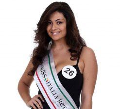 Paola Torrente, 2° a Miss Italia 2016