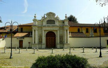Portale Certosa Reale di Collegno