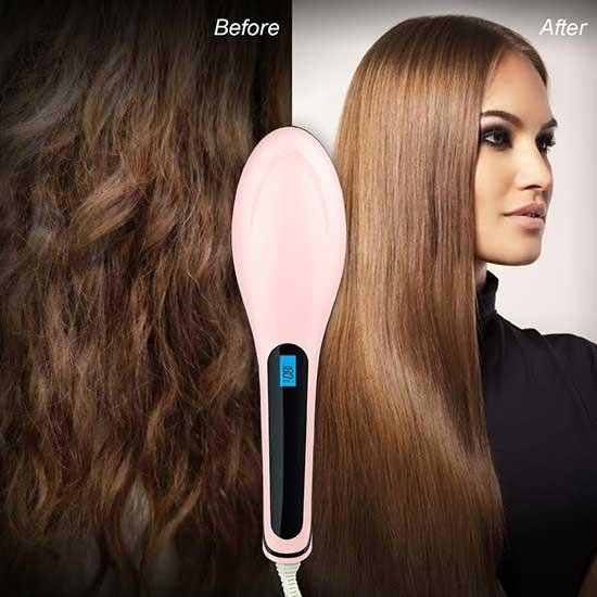 Spazzola lisciante per capelli: come usarla al meglio