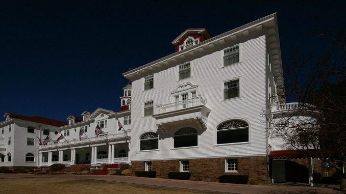 Stanley Hotel in Colorado