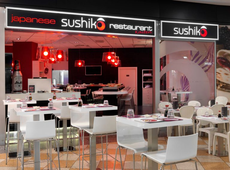 Sushiko cerca personale nei ristoranti di prossima apertura