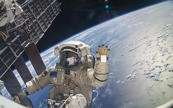 Le prove che la diretta dallo spazio diventata virale era un falso