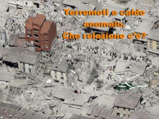 terremoti e caldo