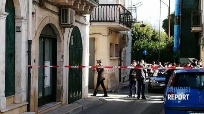 Trovati cadaveri di una donna e di un feto a Brindisi