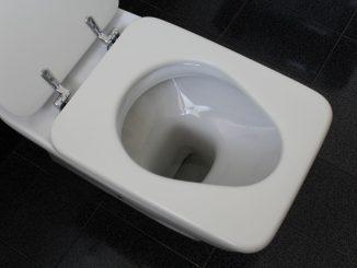 Una bomba di pulito per il wc