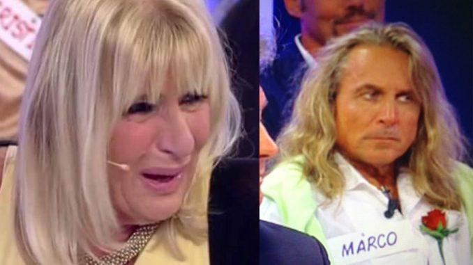 Gemma Galgani e Marco Firpo il gossip di oggi: l'amore naufraga