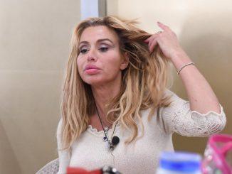 Valeria Marini, sola contro tutti al GF Vip