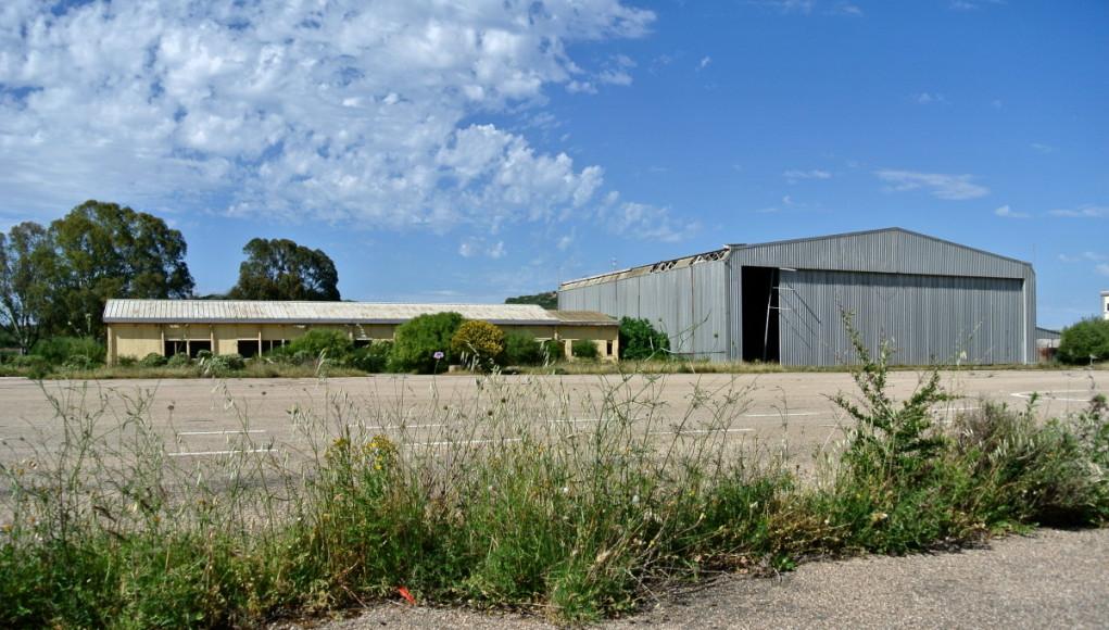 Aeroporto abbandonato di Venafiorita Olbia