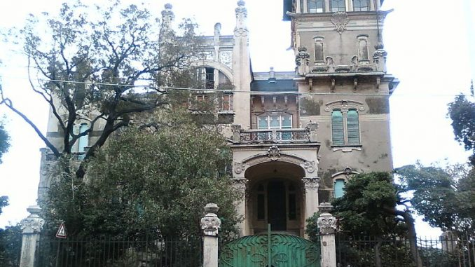 Villa Zanelli a Savona