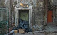Villa Ebe abbandonata