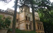 Villa Alliata, villa abbandonata e in rovina