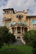 Villa Zanelli abbandonata