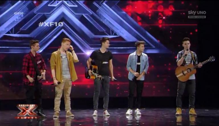 X Factor, Five Stories e il termine boyband