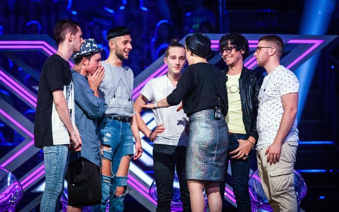 X Factor, i concorrenti di Arisa per i Live