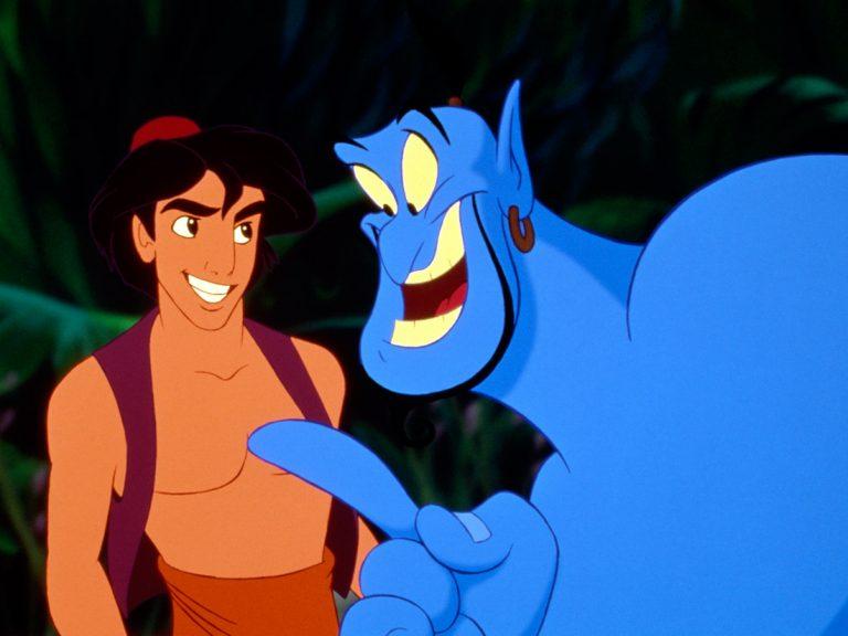 Aladdin: streaming personaggi scene più belle