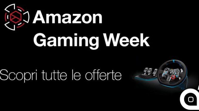 Amazon gaming week 2016 13 ottobre promozioni sconti e for Promozioni amazon