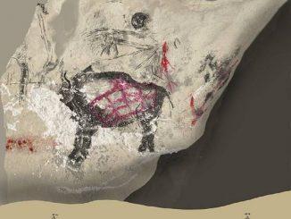 Pittura rupestre del Bisonte di Higgs