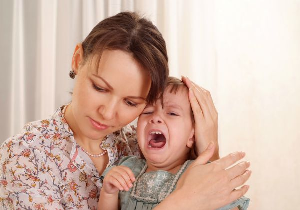 Come calmare i bambini capricciosi