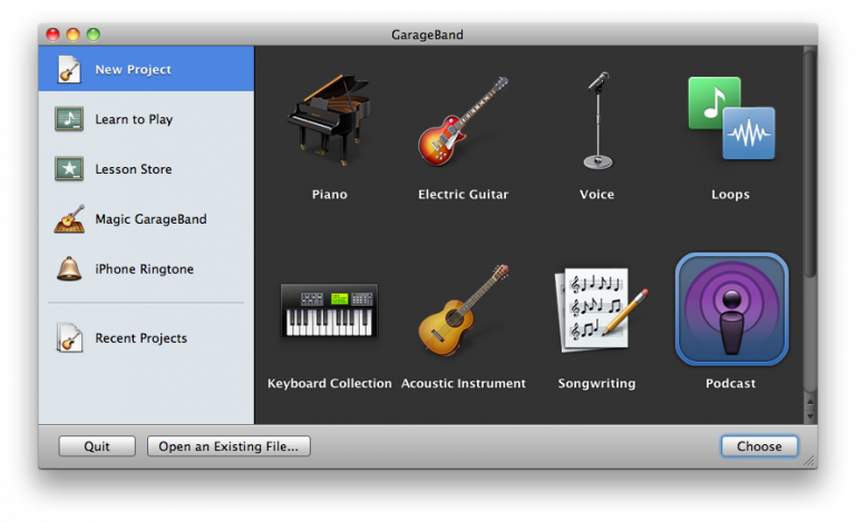 come-creare-podcast-con-garageband-su-mac