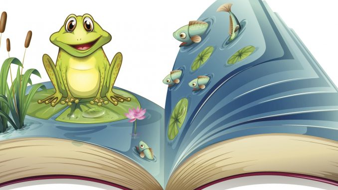 come scrivere un libro per bambini