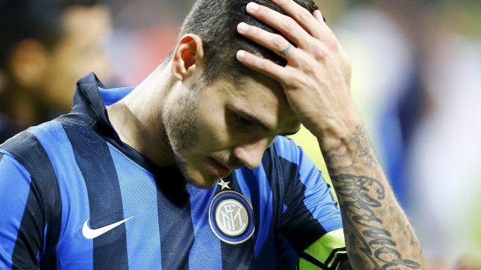 Icardi e il momento no dell'Inter