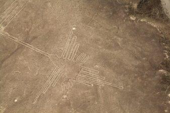 I Geroglifici di Nazca in Perù