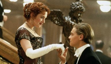 Scena del Titanic