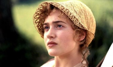 Kate Winslet intenso primo piano