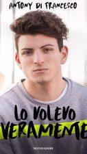 La copertina dell'autobiografia di Antony