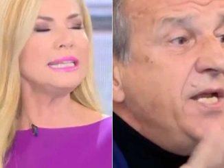 Panicucci e Morelli a mattino cinque: scontro tra i due