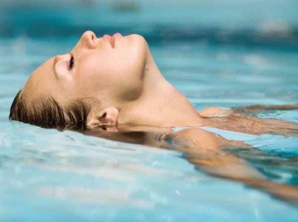 Come essere belle in piscina