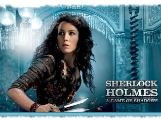 Personaggio Noomi Rapace in Sherlock Holmes