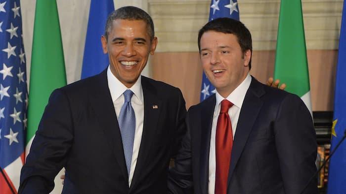 Obama a fianco di Renzi: sì al referendum per un'economia migliore