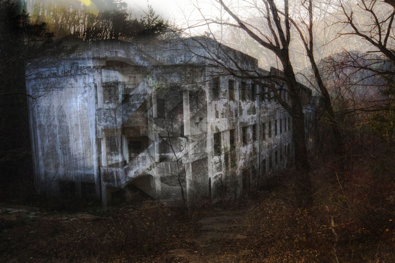 Ospedale psichiatrico abbandonato in Sud Corea