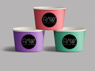 raw cups
