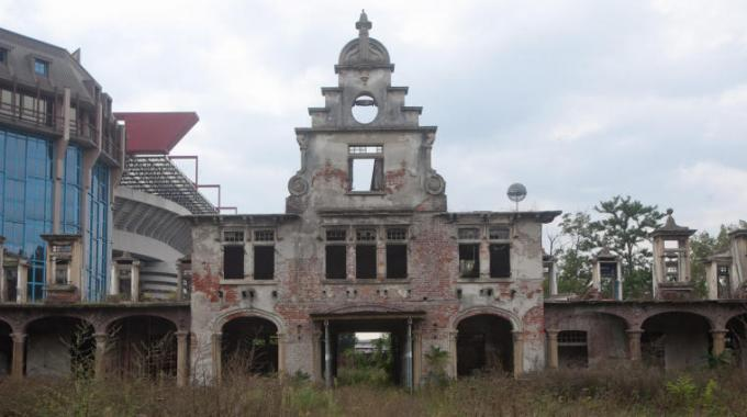 Scuderiemontel luoghi abbandonati a milano anche vicino for Luoghi abbandonati nord italia