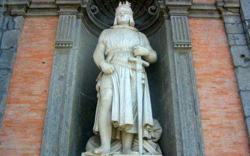 Statua di Federico II di Svevia